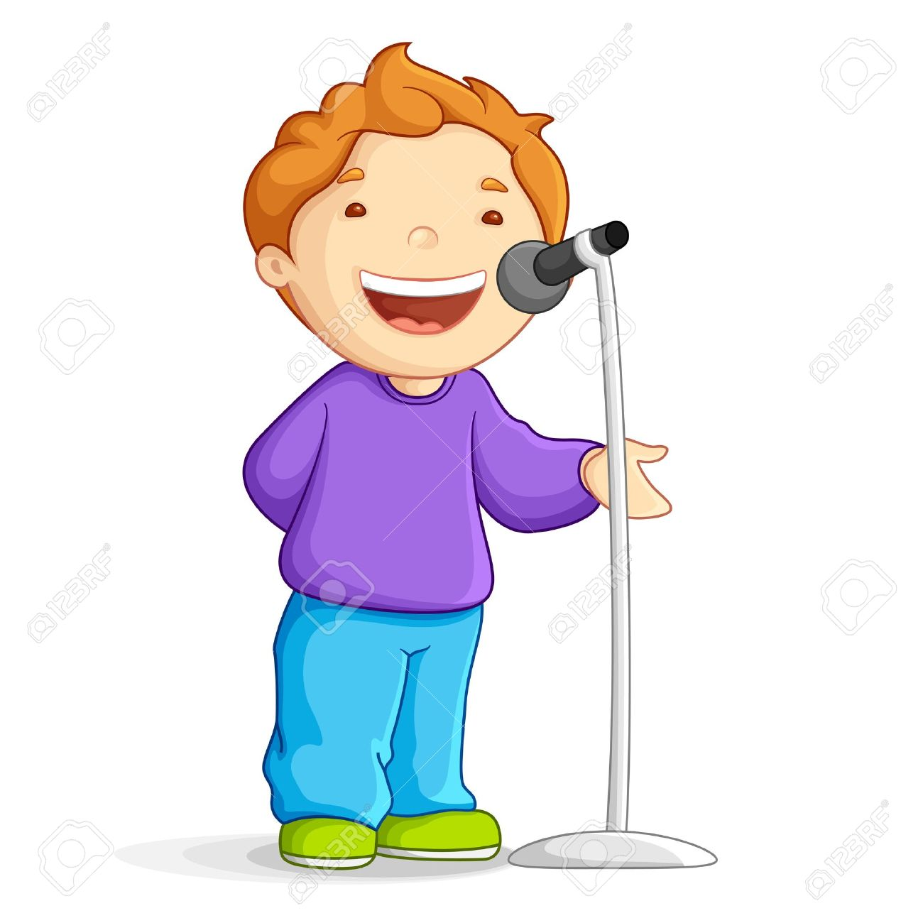 Sing Clipart #107-Sing Clipart #107-7