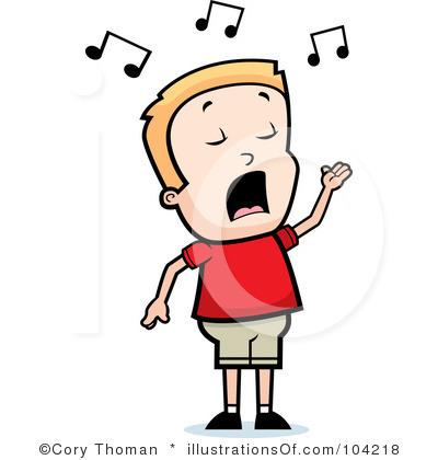 Singing Clip Art Singing Clip - Sing Clip Art