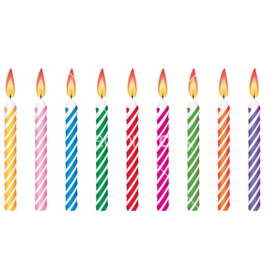 Single Birthday Candle Clipart .-Single Birthday Candle Clipart .-15