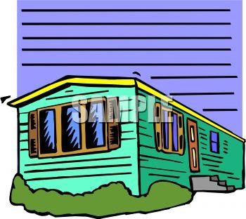 Single Wide Mobile Home Clipart Panda Fr-Single Wide Mobile Home Clipart Panda Free Clipart Images-13