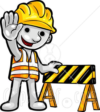 Site Under Construction Clipart