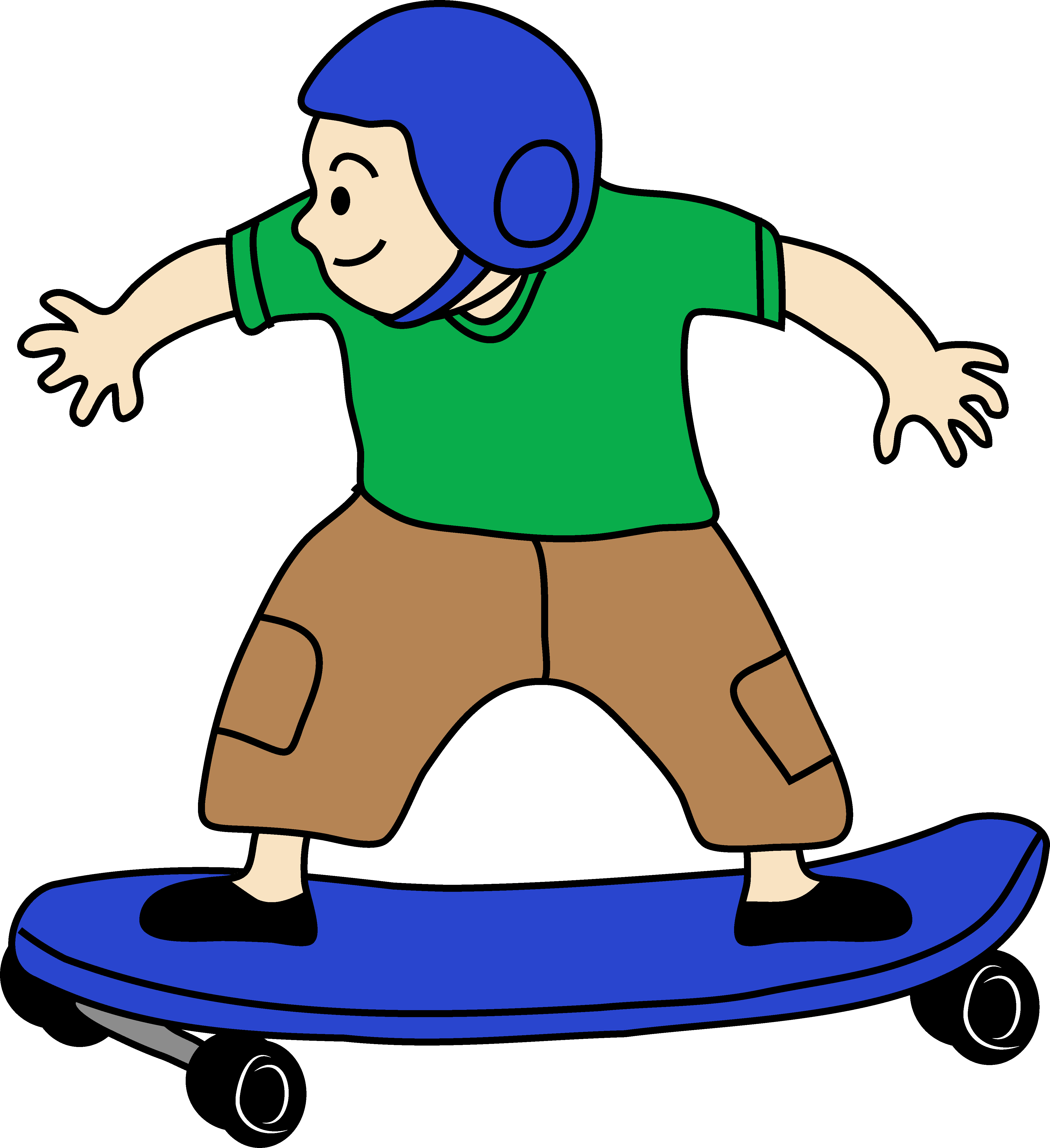 Skateboard Clip Art Free-Skateboard Clip Art Free-9