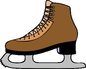 Skates Clip Art