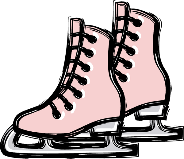 Skates Clip Art-Skates Clip Art-18