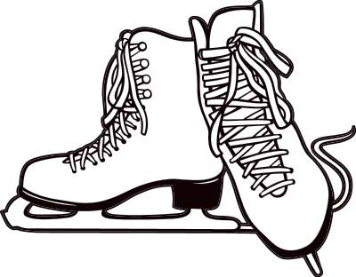 Skates Clip Art-Skates Clip Art-13