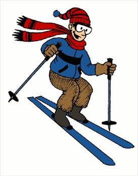Ski Clip Art-Ski Clip Art-9