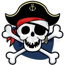 Skull u0026amp; Crossbones PARP Logo