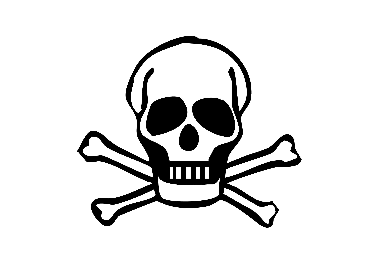 Skull And Bones Keywords Skull Clipart B-Skull And Bones Keywords Skull Clipart Bone Head Cross Bones Crossed-7