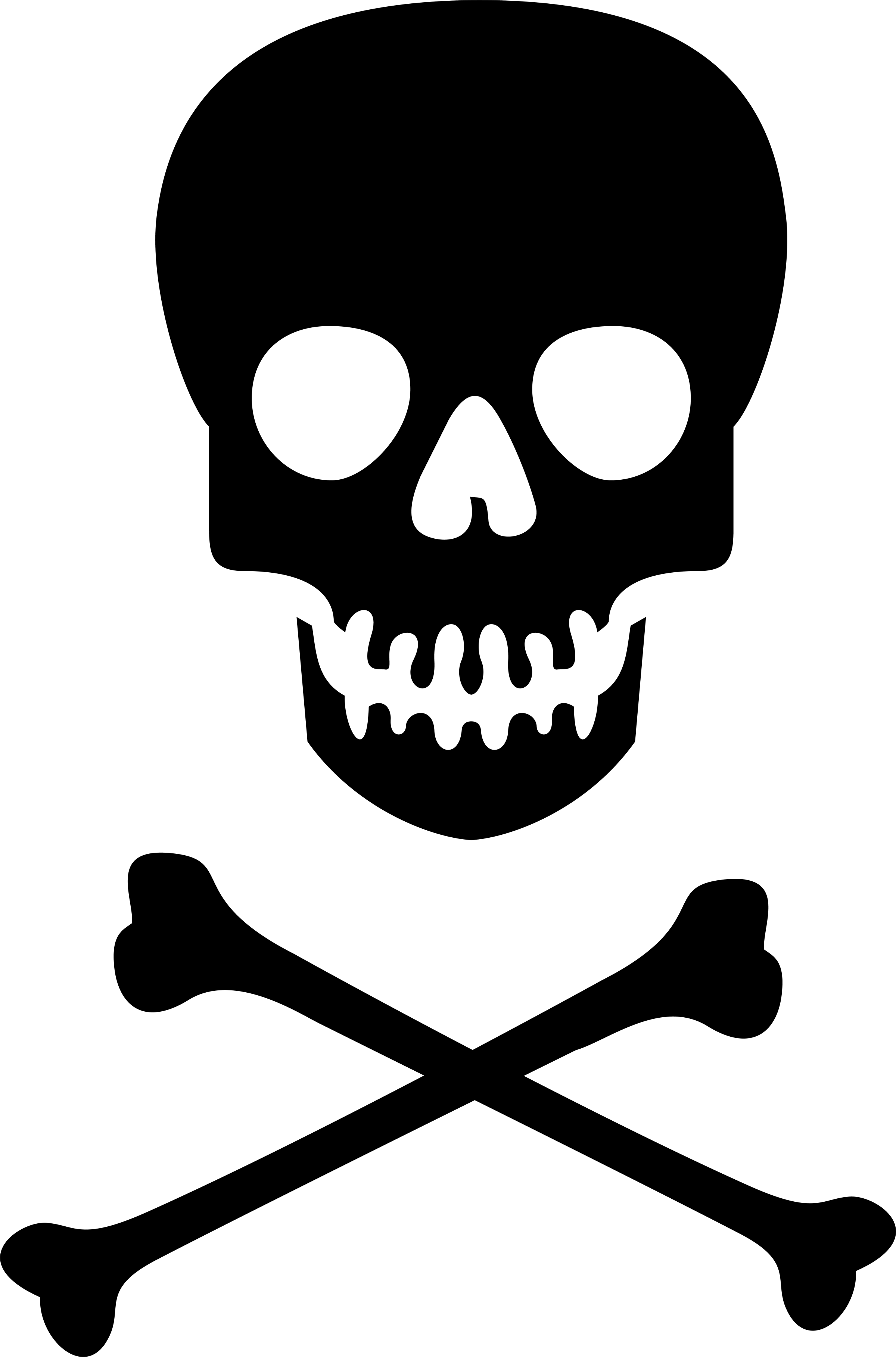 Skull And Crossbones Clipart Best