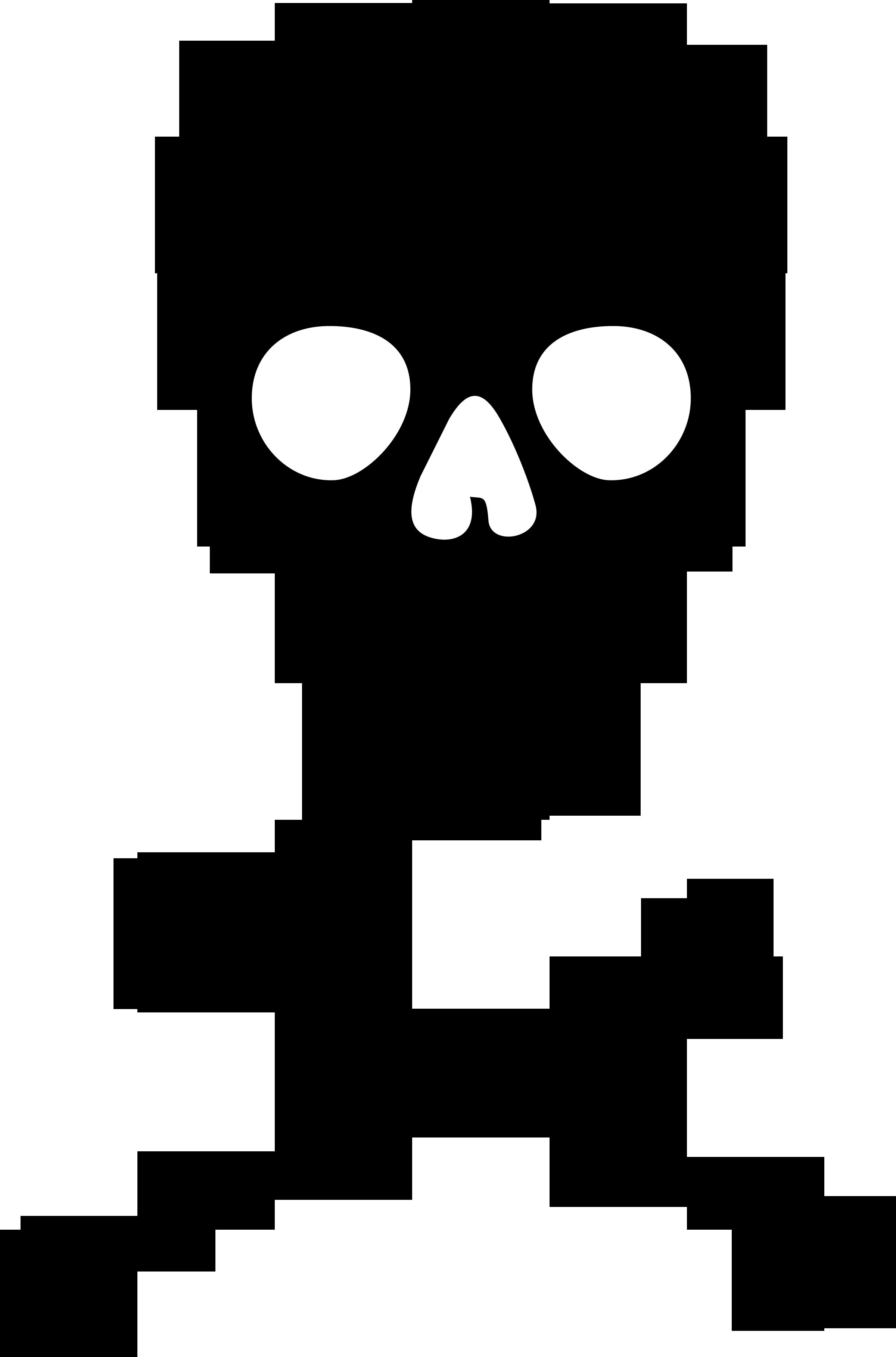 Skull And Crossbones Clipart .-Skull And Crossbones Clipart .-8