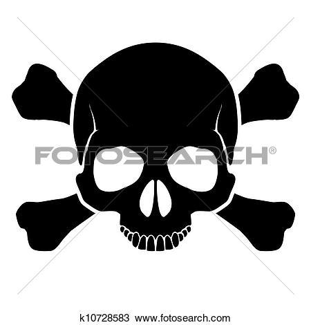 Skull And Crossbones.-Skull and crossbones.-9