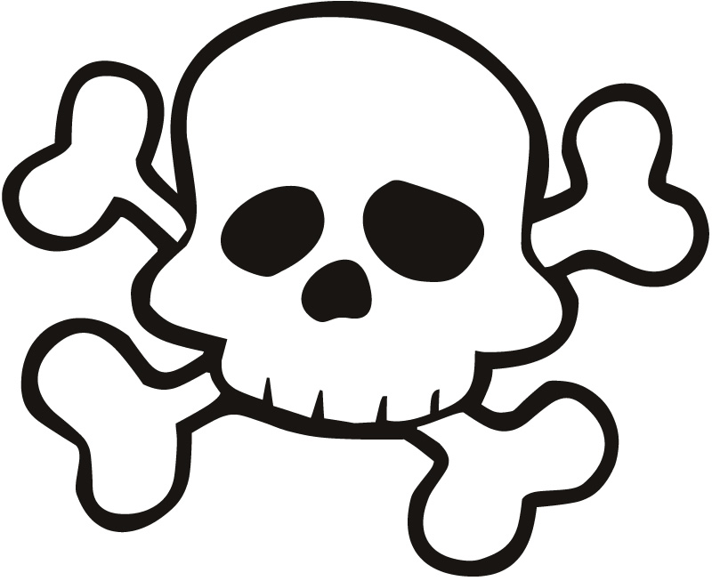 Skull And Crossbones Clipart u0026 Skull And Crossbones Clip Art ..