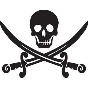 ... Skull And Crossbones Clipart - clipartall ...