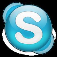 Skype Clipart-Clipartlook.com-200