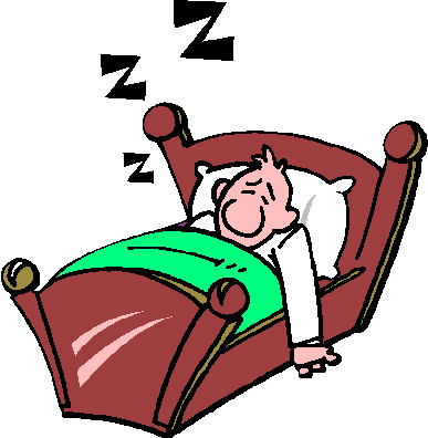 sleep clipart-sleep clipart-13