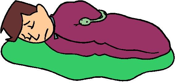 sleeping clipart-sleeping clipart-19