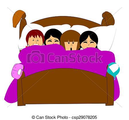 ... Sleepover - Girl Friends Sleeping Ov-... sleepover - girl friends sleeping over at slumber party-13