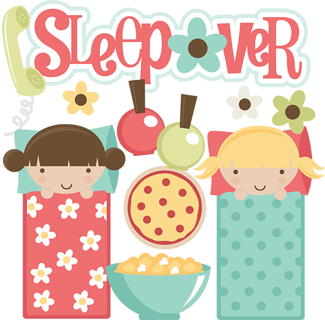 Sleepover Svg Files For Scrapbooking Sle-Sleepover Svg Files For Scrapbooking Sleepover Clipart Cute Sleeepover-0