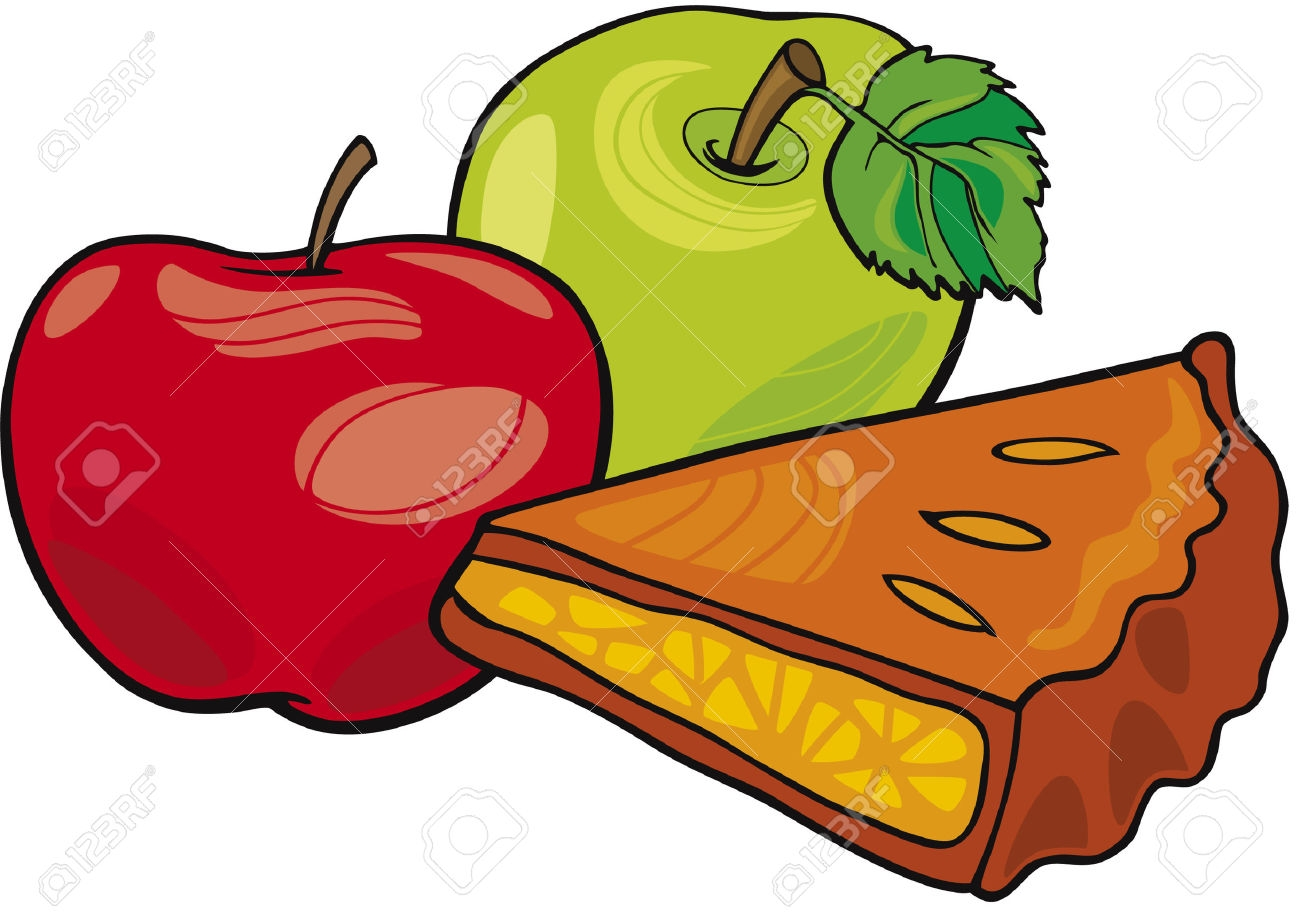 Apple Pie Clip Art Free Clipa