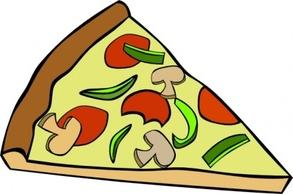 Slice Of Pizza Clip Art