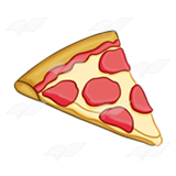 Slice of Pizza ...