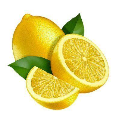 Sliced lemon clip art vector free clipart images clipartcow 2