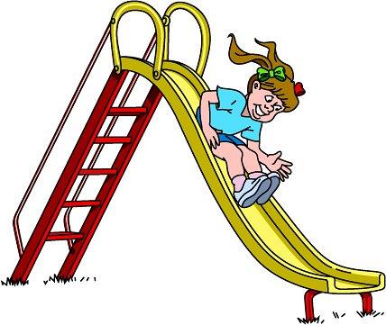 slide clipart