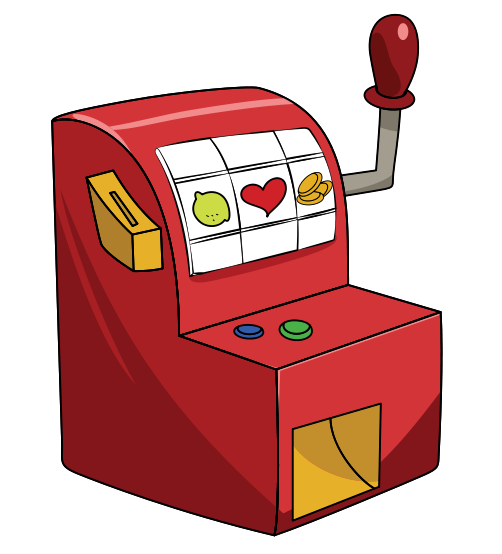 Slot Machine Clip Art Clipart Best