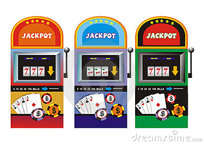 Slot Machine Clipart #1. Slot machine