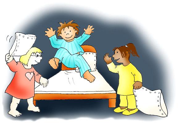 slumber party ideas pillow fight-slumber party ideas pillow fight-8