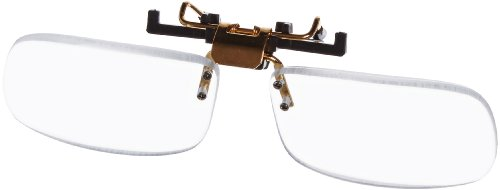 Small Clear Clip-on Flip-up Magnifying R-Small Clear Clip-on Flip-up Magnifying Reading Glasses  3.00 Diopter-19