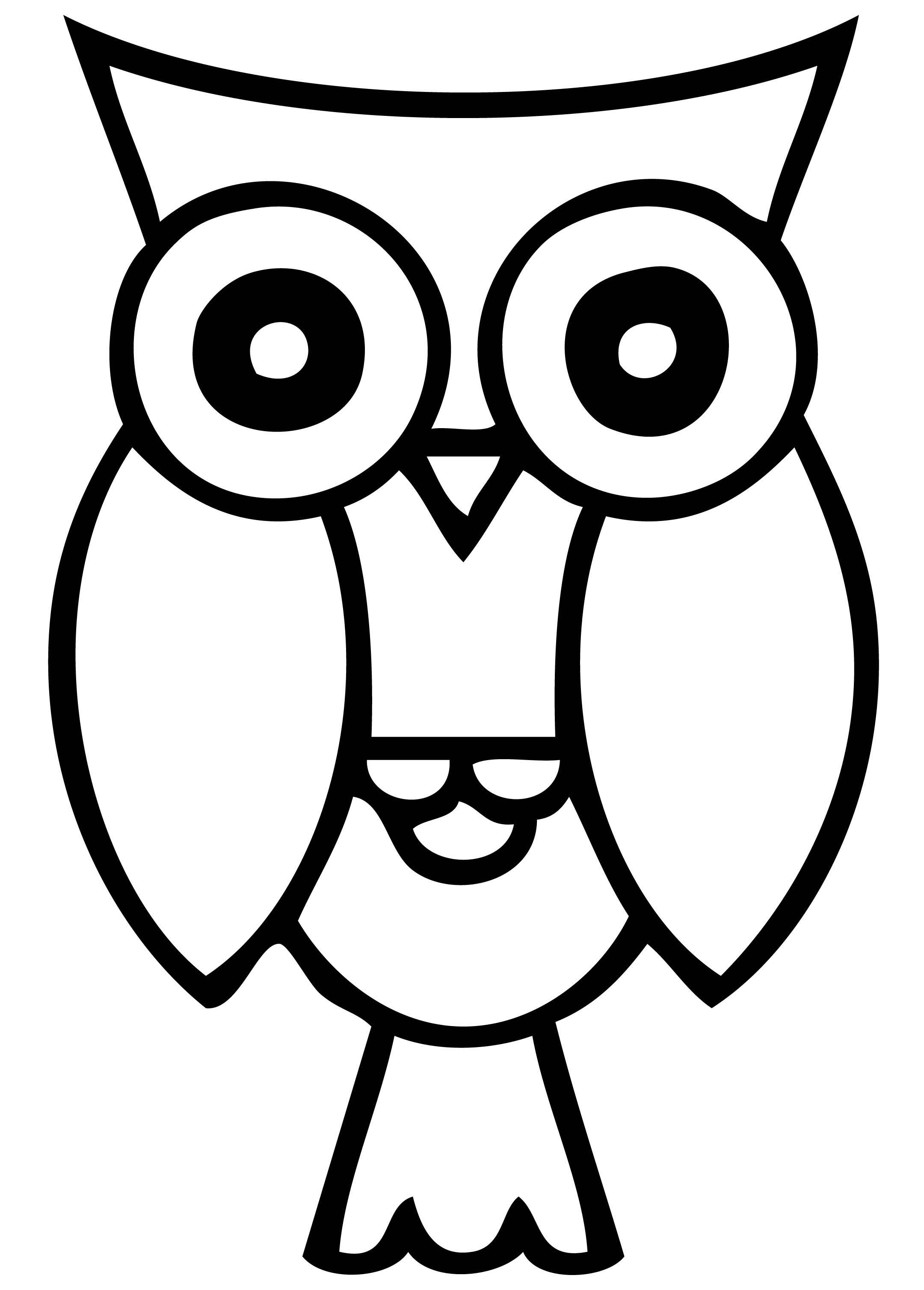 Smart Owl Clipart Clipart .