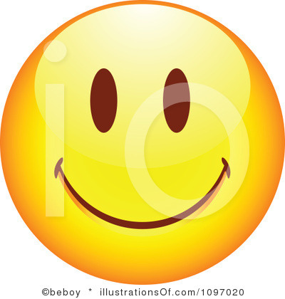 Smiley Face Clip Art Emotions-smiley face clip art emotions-15