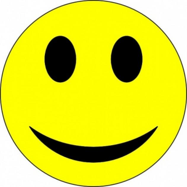 smiley face clip art emotions