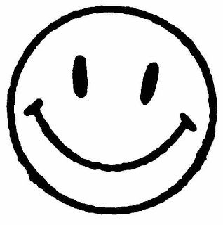 Smiley Face Clipart Black And White-smiley face clipart black and white-12