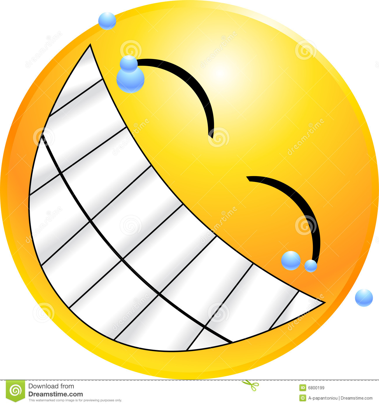 Smiley Face Animated Clip Art