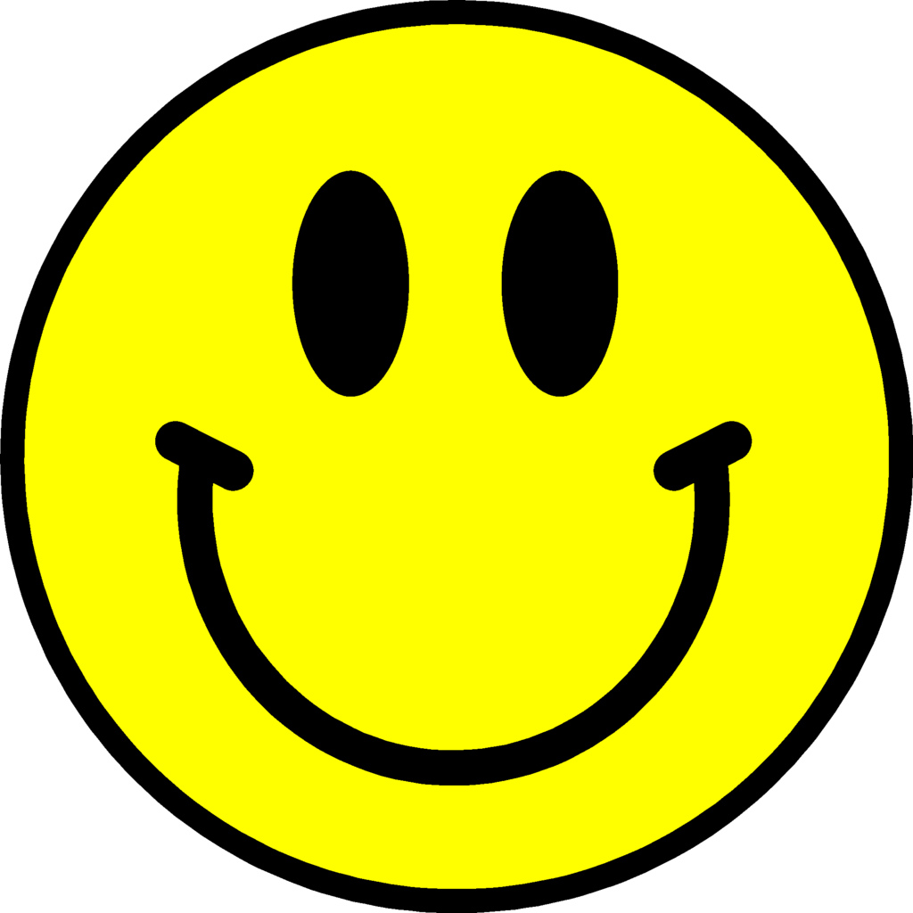 Smiley Face Clip Art Dr Odd - Smile Face Clipart