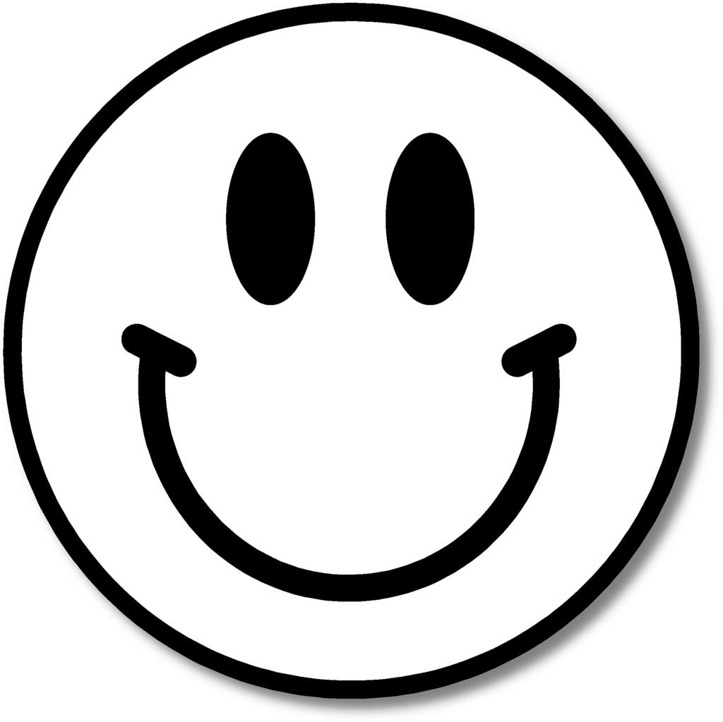smiley face clip art free .