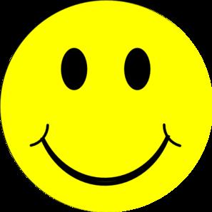 smiley face clip art - Happy Faces Clipart