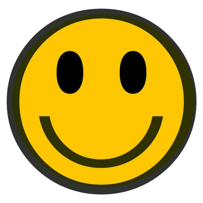 Smiley face clip art images free clipart images