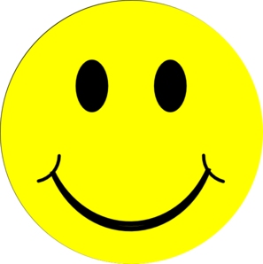 smiley face clip art