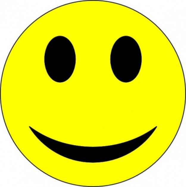 Smiley Face Clip Art Animated