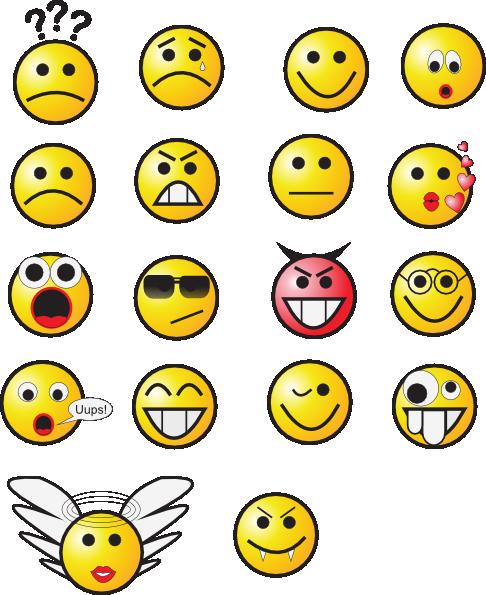Smiley Face Clip Art | Smiley .