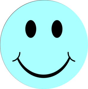 Smiley face clipart black and - Smiley Faces Clipart