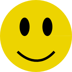 Smiley Face Clipart Free .
