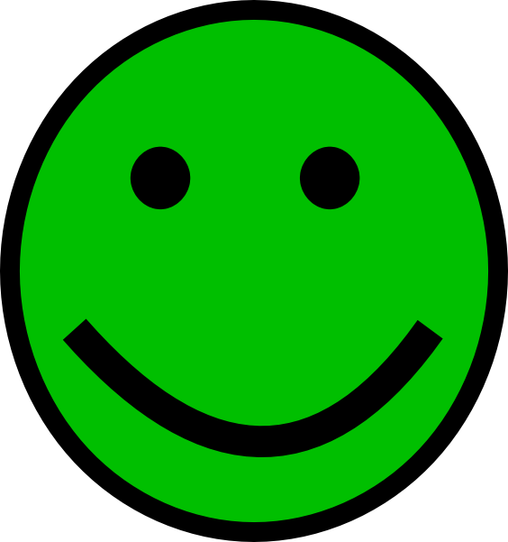 smiley face clipart