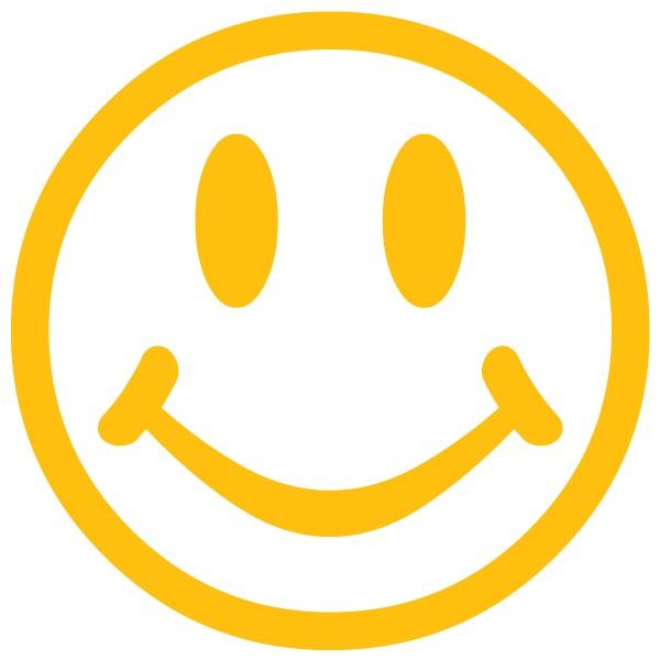 Smiley face happy face clip art smiley clipart image 5