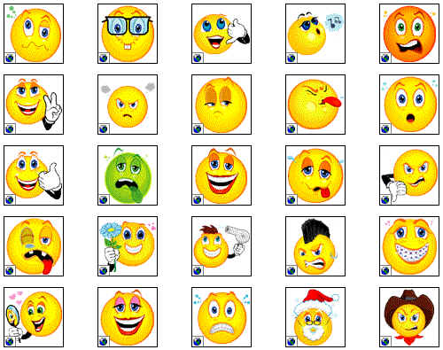 Smiley Face Microsoft Clipart