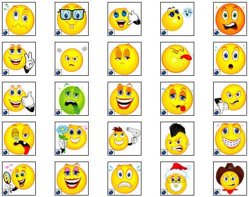 Smiley Face Microsoft Clipart