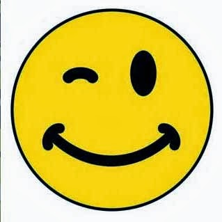 Smiley face star clipart free .